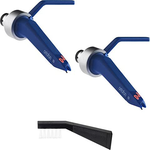 Cellule Concorde - Ortofon Concorde DJ s DJ Cartridge Bleu,