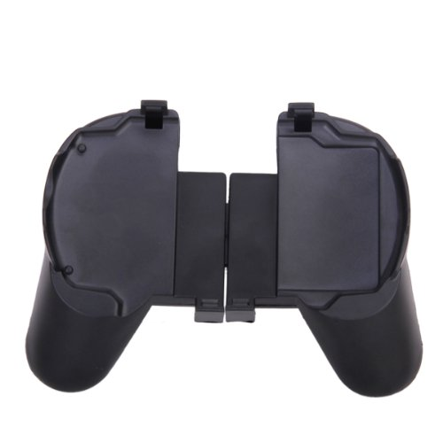 Generic Ersatz flexible Controller Hand Grip Griff Halterung für PSP 2000PSP 3000--- schwarz Psp-controller Grip