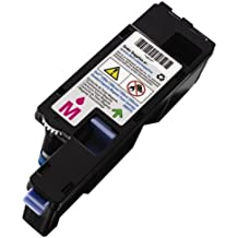 DELL Genuine Original 1250 1350 1355 1355cn 1355cnw C1760 C1760nw C1765 C1765nfw MAGENTA Laser Toner Cartridge , 700 Page Yield Standard Capacity Dell P/N : YY4G6 , H89YG , FREE DELIVERY