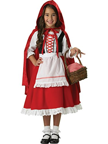 In Character Kostüme 32507 Little Red Riding Hood Elite Kollektion Kinderkostüm ()