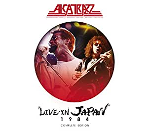 Live in Japan 1984 - the Compl