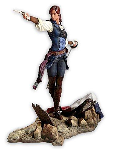Assassin's Creed Figur Elise - Die feurige Templerin aus PVC (24cm groß) (Assassin Creed Elise)