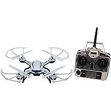 Goolsky JJR / C H12C H12C-5 2.4G 4CH 6-Eje Gyro RC Quad-copter Luces Super Power LED Modo CF Una pulsación de prensa RTF Drone con cámara HD 1080P 5.0MP