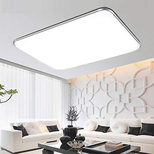 Plafoniera LED Plafoniera Dimmerabile 72W Lampada soggiorno ...