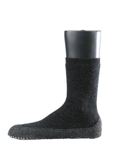 Falke Herren Socken Cosyshoe, grau (Anthra.Mel 3080 ), 45-46, 16560