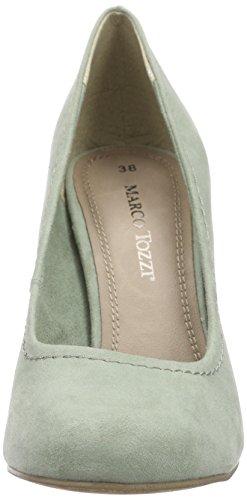 Marco Tozzi - 22425, Scarpe con Tacco Donna Verde (Mint 768)