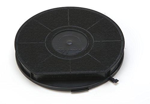 DREHFLEX®–Filtro de carbón activo/filtro/filtro de carbón–Apta para varios Campana extractora/hauben/Essen de AEG...
