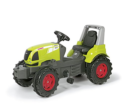 *Rolly Toys 700233 – Kindertraktor rollyFarmtrac Claas Arion 640*