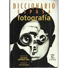 DICCIONARIO ESPASA FOTOGRAFÍA