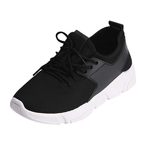Dragon868 Scarpe Donna Sneaker Traspirante Lace Up Morbido Suola Scarpe da Running Palestra Scarpe Comode per Camminare Stivali Outdoor