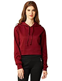 Miss Chase Women's Boxy Crop Sweatshirt