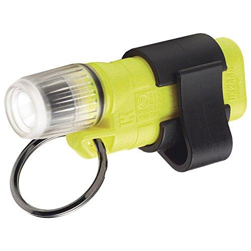 UK Lights Minilampe 2AAA Mini Pocket Light Xenon, neongelb 09065
