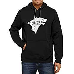 Teeforme Winter is Coming Hoodie