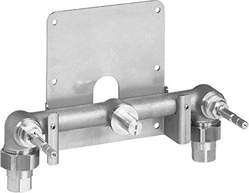 Ideal Standard Elemento da incasso Jado per rubinetto per lavandino con montaggio parete cromato H3916NU
