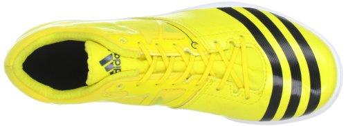adidas Performance adizero LJ 2 Q34040 Unisex-Erwachsene Laufschuhe Gelb (Vivid Yellow S13 / Black 1 / Black 1)