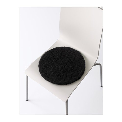 ikea jemidi coussin rond bertil 33 cm de diam tre avec rev tement antid rapant lavable en. Black Bedroom Furniture Sets. Home Design Ideas