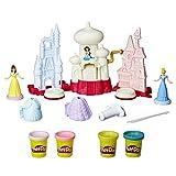 Play-Doh Hasbro e1937eu4Disney Princesa Reino de Purpurina, plastilina