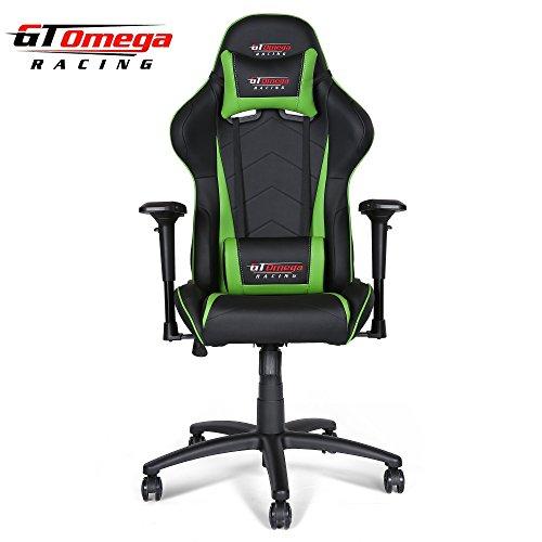 gt-omega-pro-racing-sedia-da-ufficio-in-pelle-colore-nero-e-verde