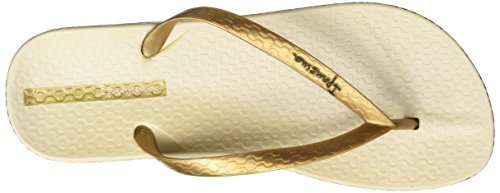 Ipanema - Ipanema Anatomica Soft, Infradito Donna Mehrfarbig (beige/gold)