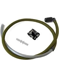 OD vert 122cm Tube d'hydratation Boisson de remplacement ou de Kit de rallonge pour l'eau vessie