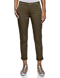 it Abbigliamento Pantaloni 40 Donna Cotone Amazon HdSxXw4H