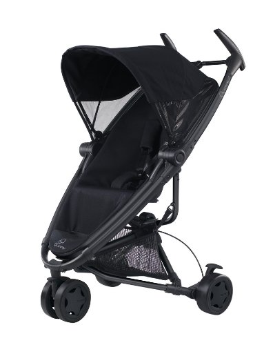 Quinny 72906130 - Zapp Xtra Black Line Sonderedition Buggy Travelsystem