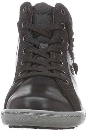 c9999black Mädchen Prisca Schwarz Jr Sneakers Geox Hohe A qU0Sgwx77v