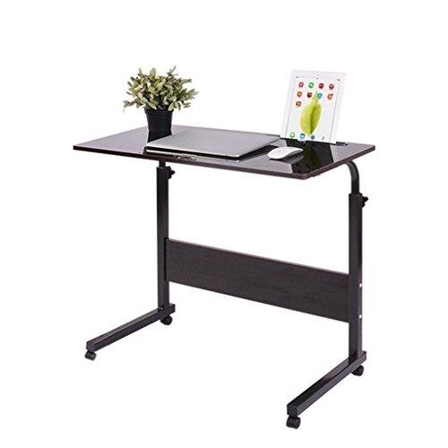 Roscloud@ Computer-Schreibtisch kann es einfach bewegen Aufzug Laptop-Tisch Bett Schreibtisch Landnutzung Mobile faul Tisch Nachttisch Computertisch Flexibel und bequem