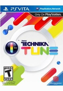 DJ MAX Technika Tune (PLAYSTATION VITA) [USA VERSION, REGION FREE)