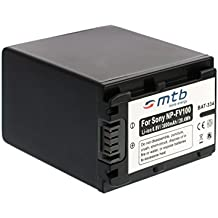 Batería NP-FV100 para Sony HDR-CX180, CX190, CX200, CX210, CX300, DR-CX305, CX350