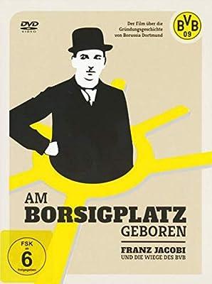 Am Borsigplatz geboren - Franz Jacobi - Die Wiege des BVB Digipack mit Schuber, Bonus-CD, 2 Postkarten und 10-seitigem Booklet