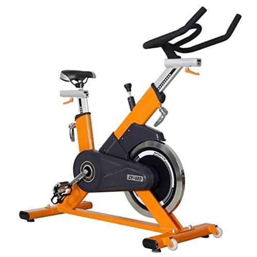 41aw8gXUPHL. SS500  - Lcyy-Bike Bicycle Trainers Manual Adjustable Resistance 20 Kg Flywheel Cardio Workout Adjustable Handlebars & Seat Height