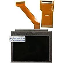 eJiasu Reemplazo de retroiluminación Pantalla LCD retroiluminada para Nintendo Gameboy Advance Sp Gba Sp AGS101 (1PC)