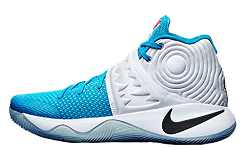 huge selection of e27d4 e13d9 Nike Kyrie 2 GS (Xmas) White Obsidian-Bl Lgn-OMG Bl (7Y) - Buy Online in  Oman.   Apparel Products in Oman - See Prices, Reviews and Free Delivery in  Muscat, ...