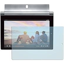 Cristal Templado Protector de Pantalla Para Lenovo Yoga Tab 3 Plus - NEVEQ® Vidrio Templado, el Lenovo Yoga Tab 3 Plus (10.1) Pulgadas de Pantalla con Garantía de por Vida, piel Protectora de la Cubierta de 9H de Dureza.