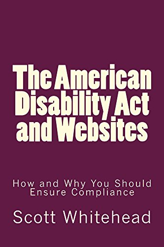 The American Disability Act and Websites (English Edition)