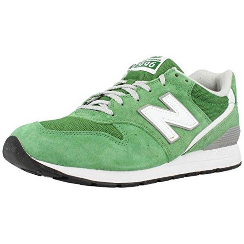 New Balance Mrl996v2, Baskets Basses Homme Vert