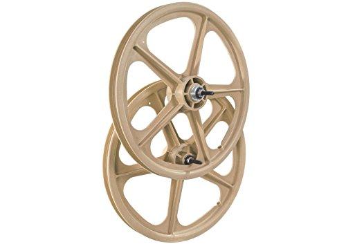 pair-skyway-mag-wheels-original-tuff-ll-beige-20-suit-bmx-freestyler