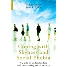 Coping with Shyness and Social Phobia