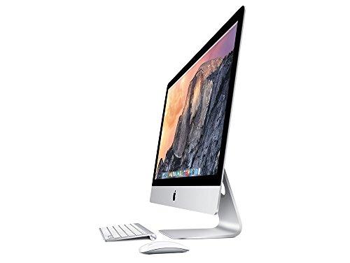 Apple iMac ME089D/A 69cm (27 Zoll) Desktop-PC (Intel Core i5 4670, 3,4GHz, 8GB RAM, 1TB HDD, Mac OS)