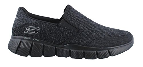 Skechers Equalizer 2.0, Sneakers basses homme Black