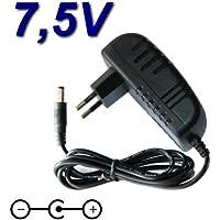 Top cargador® Adaptador alimentación cargador 7.5V para reposición Innova TM/BK4TM BK4