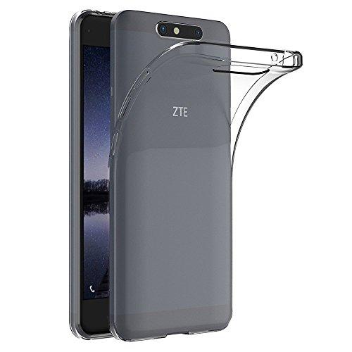 Funda Carcasa Gel Transparente para ZTE BLADE V8