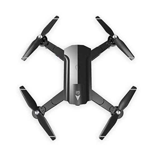 Drone Pliable Prevently SG900 RC Quadricoptère pliable 2,4 GHz Caméra HD Wifi FPV GPS avec brûleur à point fixe Prevently