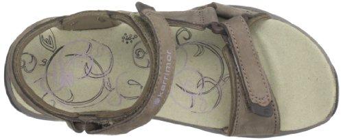 Karrimor  Leather Travel Sandal F, Sandales sport et outdoor femme Marron (Seal)