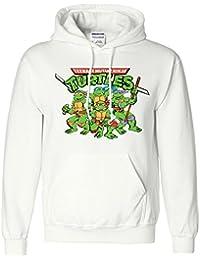Ninja Turtles Mutante unisex NH1208 Schweiß Kapuzen Held Männer