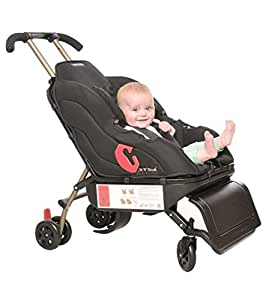 Sit 'n' Stroll - travel car seat & holiday buggy