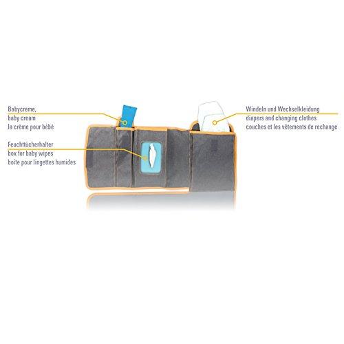 DIO 30092.75321 Quick & Easy Wickel Kit, praktische Wickelunterlage für Unterwegsl - 4