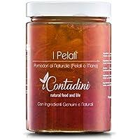 "ICONTADINI - Tomates naturales largos ""I Pelati"" | 550 gr"