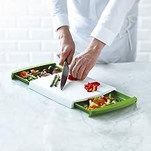 Chop 'n Clear Cutting Board